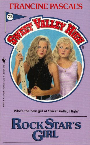 Rock Star's Girl (Sweet Valley High No.72): Pascal, Francine