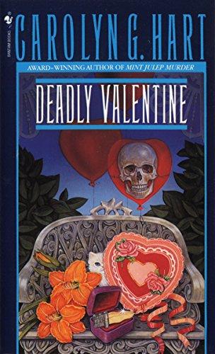 9780553288476: Deadly Valentine (Death on Demand Mysteries, No. 6)