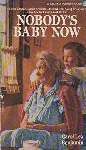 9780553288964: Nobody's Baby Now