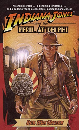 9780553289312: Indiana Jones and the Peril at Delphi (Create your own adventure)