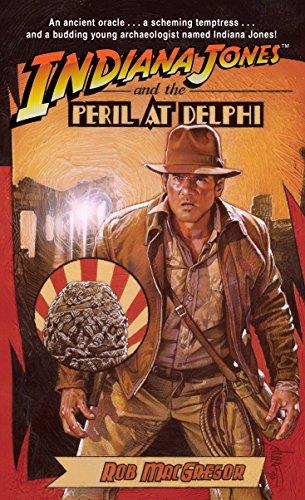 9780553289312: Indiana Jones & Peril In Delph (Create Your Own Adventure)