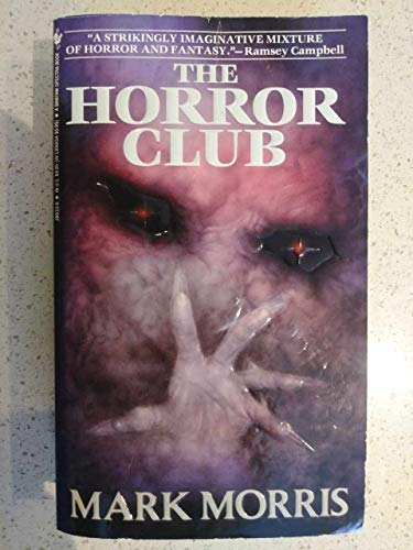 9780553289336: The Horror Club