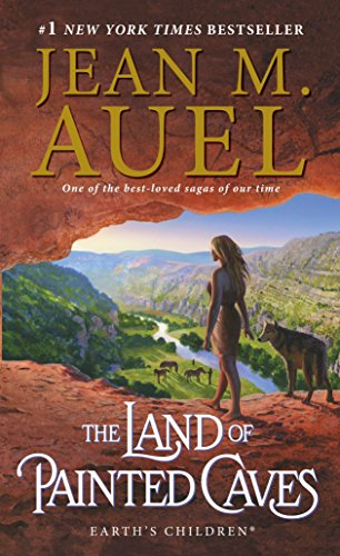 9780553289435: The Land of Painted Caves: Earth's Children, Book Six