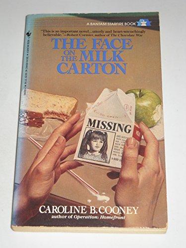 9780553289589: The Face on the Milk Carton (A Bantam starfire book)