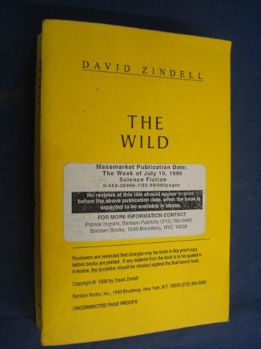 9780553289664: The Wild (Requiem for Homo Sapiens No. 2)