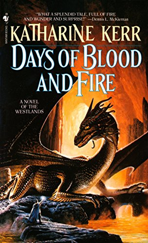 9780553290127: Days of Blood and Fire - A Novel of the Westlands