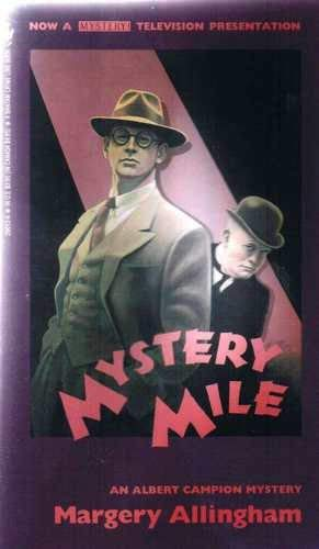 9780553290134: Mystery Mile