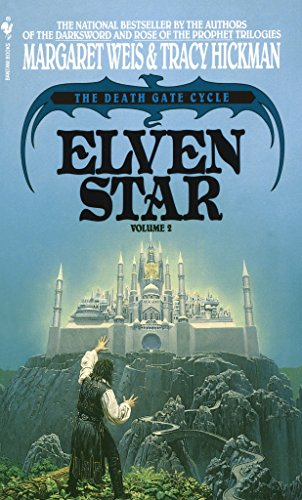 9780553290981: Elven Star: 2 (The Death Gate cycle)
