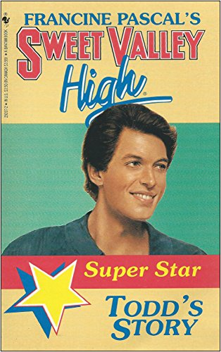 9780553292077: Todd's Story (SVH Super Star #5)