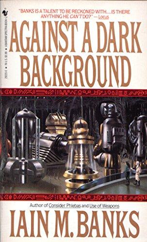 9780553292251: Against a Dark Background