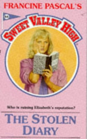THE STOLEN DIARY (SWEET VALLEY HIGH S.): KATE WILLIAM