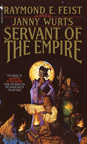 9780553292459: Servant of the Empire (Riftwar Cycle: The Empire Trilogy)