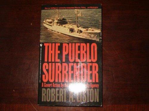 9780553292619: Pueblo Surrender, The