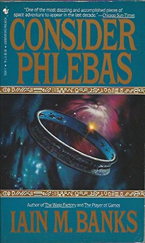 9780553292817: Consider Phlebas