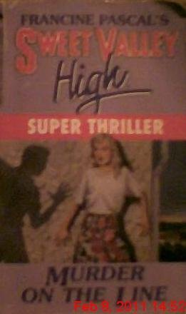 Todds Story (Sweet Valley High Superstars): William, Kate