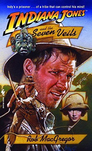 9780553293340: Indiana Jones and the Seven Veils (A Bantam Falcon book)