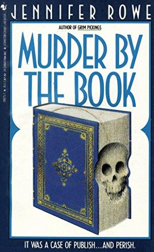 Murder by the Book: Rowe, Jennifer