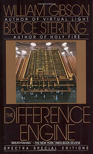 9780553294613: The Difference Engine