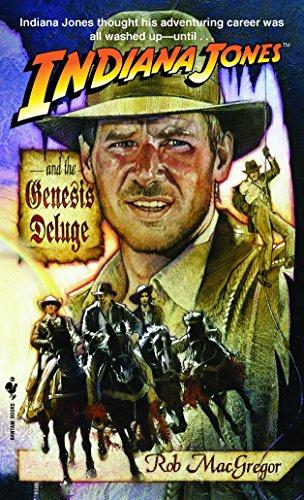9780553295023: Indiana Jones and the Genesis Deluge