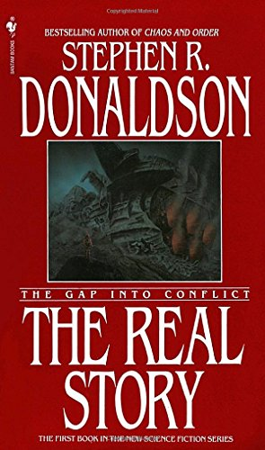 9780553295092: The Real Story: The Gap into Conflict (The Gap Cycle)