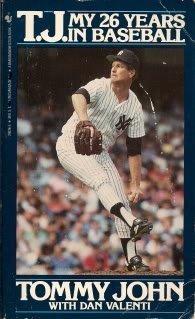 9780553295368: T. J.: My 26 Years in Baseball