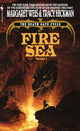 9780553295412: Fire Sea (The Death Gate Cycle, Vol. 3)