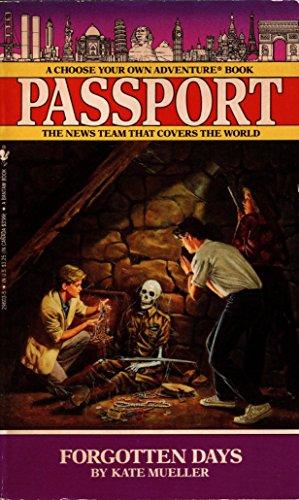 9780553296037: FORGOTTEN DAYS (Passport, Book No 2)
