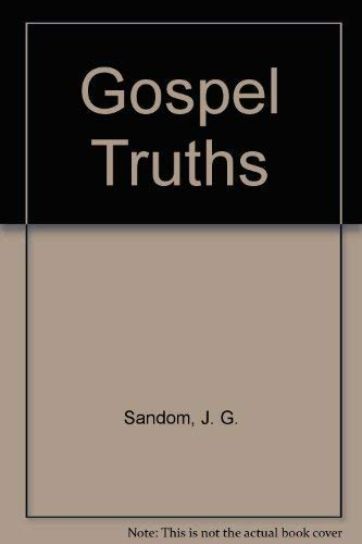 9780553296297: Gospel Truths
