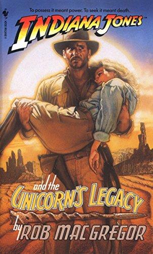 9780553296662: Indiana Jones and the Unicorn's Legacy (Falcon)