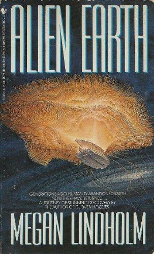 9780553297492: Alien Earth (Bantam Spectra Book)