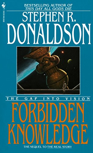 9780553297607: Forbidden Knowledge: The Gap into Vision (The Gap, Book 2)