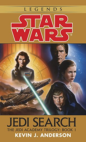 Jedi Search (Star Wars: The Jedi Academy Trilogy, Volume 1)
