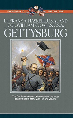 9780553298321: Gettysburg: Two Eyewitness Accounts (Eyewitness to the Civil War)