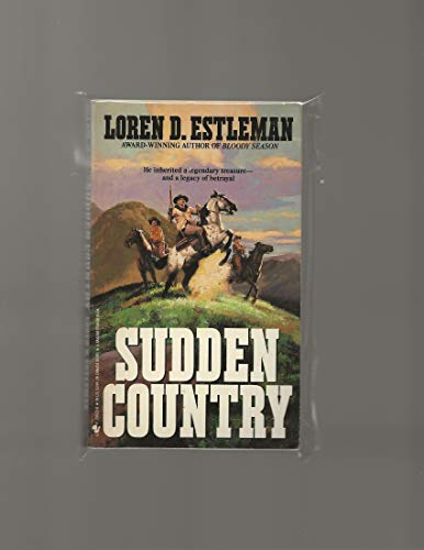 9780553299335: Sudden Country