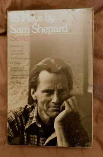 9780553323344: 15 Plays by Sam Shepard: 7 Plays Fool for Love and Other Plays