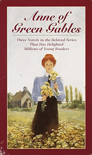9780553333060: Anne of Green Gables Boxed Set, Vol. 1 (Anne of Green Gables, Anne of Avonlea, Anne of the Island)