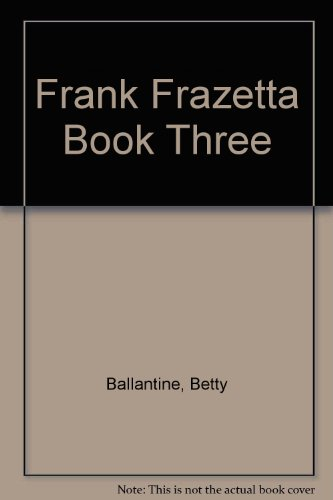 F.frazetta/bk 3: Betty Ballantine