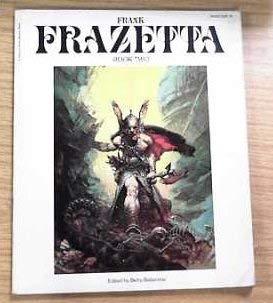 9780553340129: Frank Frazetta- Book 2
