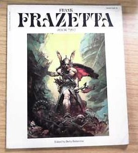 Frank Frazetta, Book 2: Frazetta, Frank