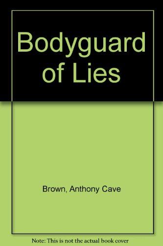 9780553340167: Bodyguard of Lies