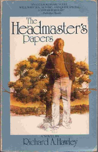 9780553341119: The Headmaster's Papers