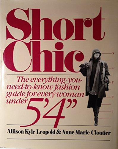 9780553341379: Short Chic