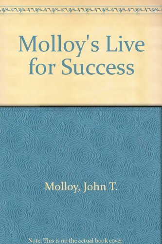 9780553341409: Molloy's Live for Success
