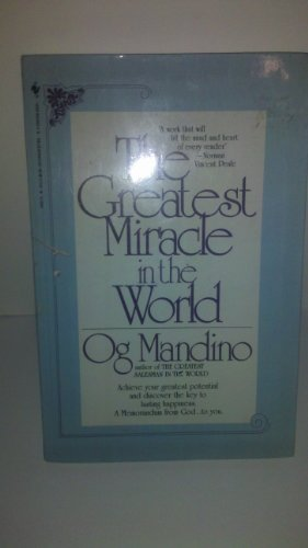 9780553341577: Title: The Greatest Miracle in the World