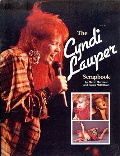 9780553341911: The Cyndi Lauper scrapbook