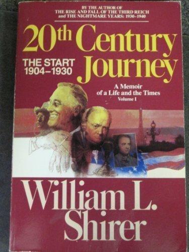 9780553342048: 20th Century Journey