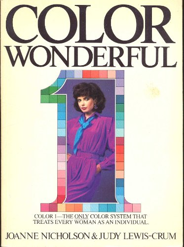 9780553342383: Color Wonderful: The Revolutionary Color 1 Associates Wardrobe and Makeup Program