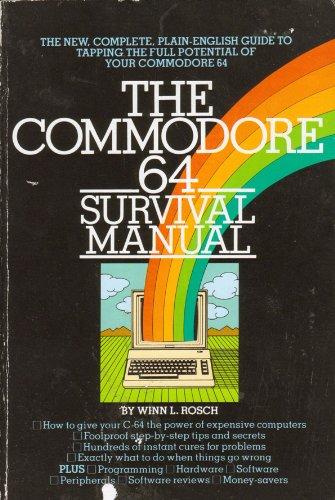 9780553342543: The Commodore 64 Survival Manual
