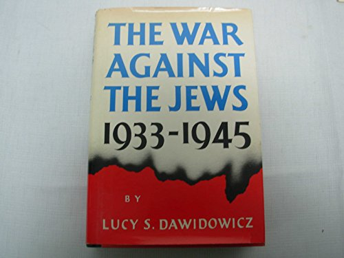 9780553343021: The war against the Jews, 1933-1945