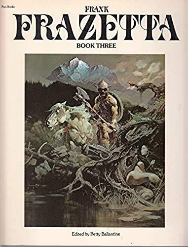 9780553343380: Frank Frazetta: Book 3